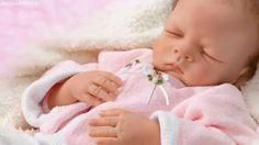 Sleeping Realistic Baby Doll - Sweet Dreams Bella...