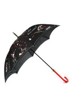 Stylish Umbrellas Feat. Moschino Cheap & Chic