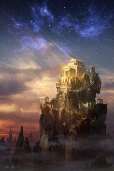 Templo em Deserto de Snra