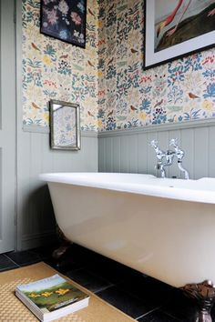 Design Sponge Bathrooms A Creative Home In North London  Design*sponge  Design*sponge