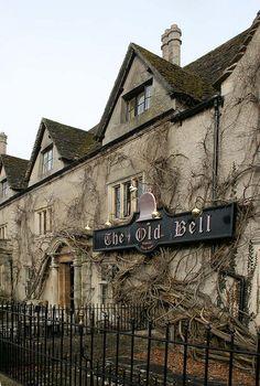 The Old Bell,Malmesbury,UK