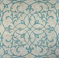 Home-Styling: Tiles To Dye For * Mosaicos De Caír Pro Lado