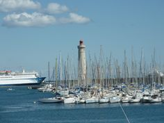 Sète, Port