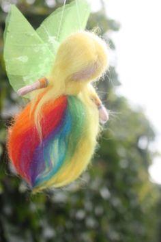 Regenboog elfje Chayla