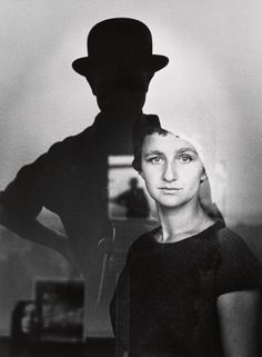 Guido Chard - Self Portrait with Marta, 1961. S)