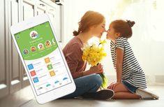 Cele Mai Bune Aplicații Gratuite iPhone pentru Munca Casnică Dedicate Copiilor și Întregii Familii Iphone, Mai, Apps, App, Appliques