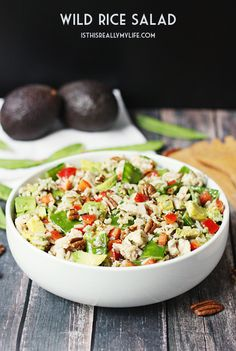 ... Savory Salads on Pinterest | Macaroni Salads, Taco Salads and Salads