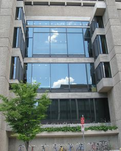 YALE ART + ARCHITECTURE BUILDING (Paul Rudolph Hall), New Haven CT.