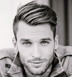 coiffures gélifiées les plus charmantes pour les hommes