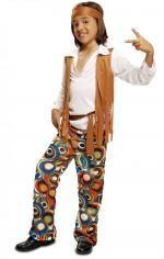 Dětský kostým - Hippiesák 505Kč