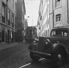 Lisboa, Portugal Fotografia sem data. Produzida durante a actividade do Estúdio Mário Novais: 1933-1983.