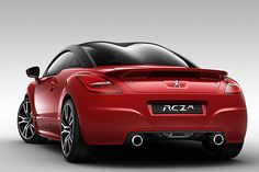 プジョー、「RCZ R」の最終モデル「RCZ R Final Version」 - Car Watch