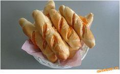 Plněné rohlíky   Mimibazar.cz Hot Dog Buns, Hot Dogs, Bread, Food, Google, Brot, Essen, Baking, Meals