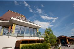 Hotel in Loipersdorf - Therme Loipersdorf Hotels - Thermenhotel Hotels, Austria, Spa, Mansions, Country, House Styles, Outdoor Decor, Home Decor, Four Seasons