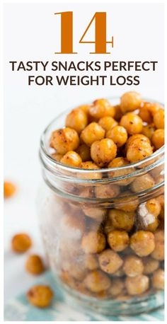 14 perfectly tasty snacks to tighten your tummy.