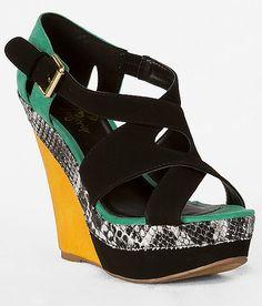 """Daytrip Finder Sandal"" #buckle #shoes  www.buckle.com"