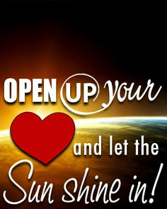 Open Up Your Heart (and Let the Sun Shine in) as background screen for Apple Watch. (GREAT song, written by Stuart Hamblen).  If you have an Apple Watch, this image will fit both Apple Watch size screens.