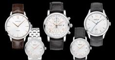 MONTBLANC presenta l'impeccabile STAR WATCHES COLLECTION!
