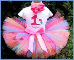 Hello Kitty Theme Party outfit