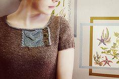 Ravelry: Vervain pattern by Dani Sunshine