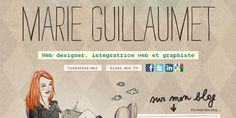 Marie Guillaumet's main page