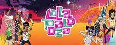 Buenísimo! Este es el cartel del Lollapalooza 2017 - Estereofonica