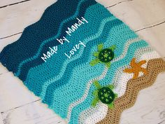 Ravelry: Baby Sea Turtle Lovey pattern by Mandy Huseth Crochet Lovey, Crochet Blanket Patterns, Baby Patterns, Crochet Blankets, Crochet Ideas, Crochet Projects, Crochet Afghans, Baby Blankets, Crochet Girls