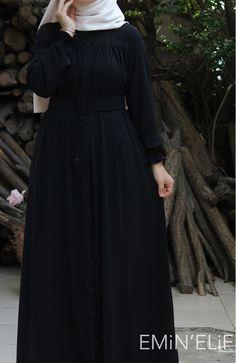 Modest Fashion Hijab, Abaya Fashion, Muslim Fashion, Fashion Dresses, Stylish Dress Designs, Stylish Dresses, Hijab Evening Dress, Beautiful Long Dresses, Hijab Trends
