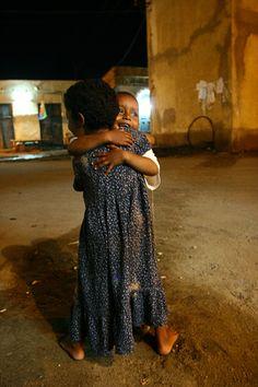 Kids in Massawa Eritrea by Eric Lafforgue, via Flickr