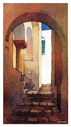 """Thomas W. Schaller. """"Архитектура Света""""."""