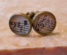 #1046 NOVELTY SILVER RED STRIPED SQUARES GRID MENS DRESS CUFF LINKS CUFFLINKS