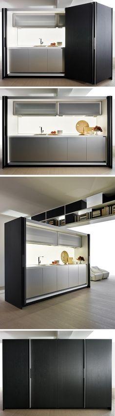 La mia cucina ideale.... da sempre!!!! TIVALÌ by DADA | #design Dante Bonuccelli @moltenidada