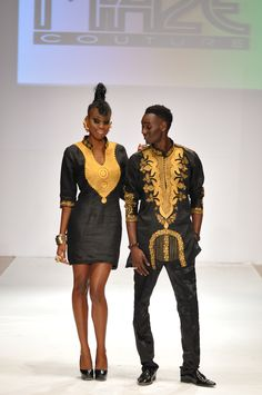 Maze Couture Adirée Presents | Africa Fashion Week New York 2013 WHERE FASHION BEGAN