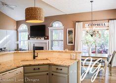 New kitchen cabinet remodel builder grade ideas Kitchen Cabinet Remodel, Diy Kitchen Remodel, New Kitchen Cabinets, Kitchen Layout, Kitchen Flooring, Kitchen Countertops, Kitchen On A Budget, Eat In Kitchen, Kitchen Decor