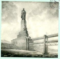 Проект моста через Керченский пролив 1949 года | Мост через керченский пролив