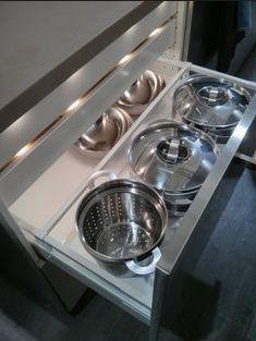 Ikea Discontinues Akurum Kitchen - Hello Sektion with integrated lighting