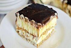 Ellas Press: Υπέροχη τούρτα εκλέρ, που δεν χρειάζεται ψήσιμο!