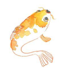 poisson , Cécile Hudrisier