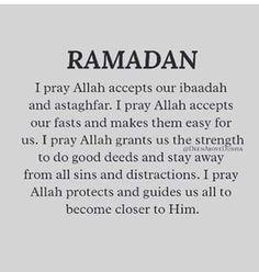 Islamic Quotes Wallpaper, Islamic Love Quotes, Islamic Inspirational Quotes, Muslim Quotes, Ramadan Day, Islam Ramadan, Ramadan Mubarak, Ramadan Tips, Pray Allah
