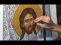 Writing Icon, Byzantine, Portrait, Youtube, Headshot Photography, Portrait Paintings, Drawings, Youtubers, Portraits