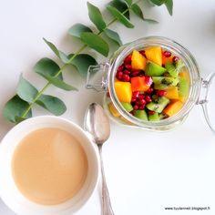 5 vinkkiä chia - tuorepuuroihin Cantaloupe, Fruit, Food, Essen, Meals, Yemek, Eten