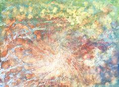 Kuendelea Giclee Print  5 year old autism painting