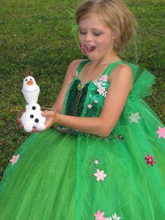 frozen fever elsa dress frozen fever dress door TheCreatorsTouch