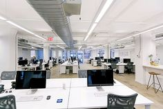 commercial office exposed ceilings - Google Search