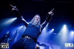 Johan Hegg (Amon Amarth live in Montreal on 30 April 2016)