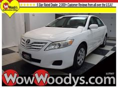 2011 Toyota Camry Fo