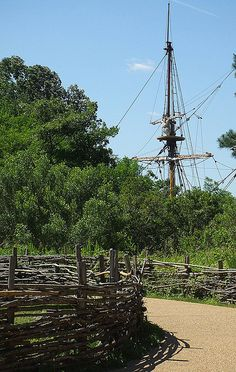 Future Family Vacation: Jamestown, Virginia