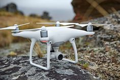 Check out these stunning images and video footage of the new DJI Phantom 4!