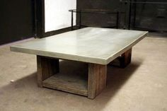James De Wulf - Scaffolding Coffee Table at 2Modern