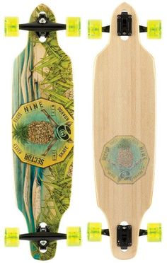 SECTOR 9 COMPLETE LONGBOARD SKATEBOARD - MINI LOOKOUT in Sporting Goods dedd828fd48